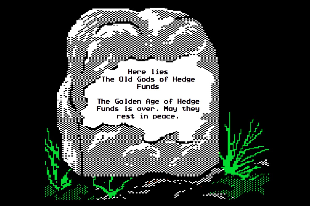 HedgeFund Tombstone