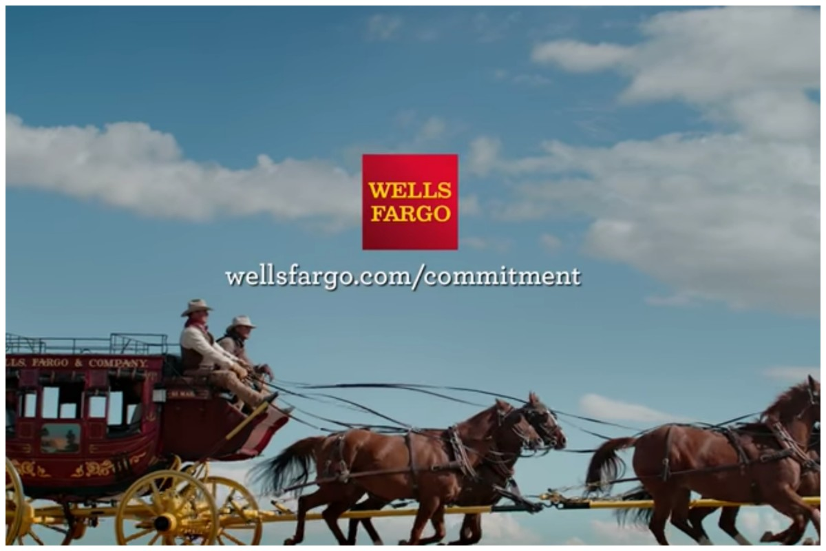 New Wells Fargo Commercial Apparently Targets People Who