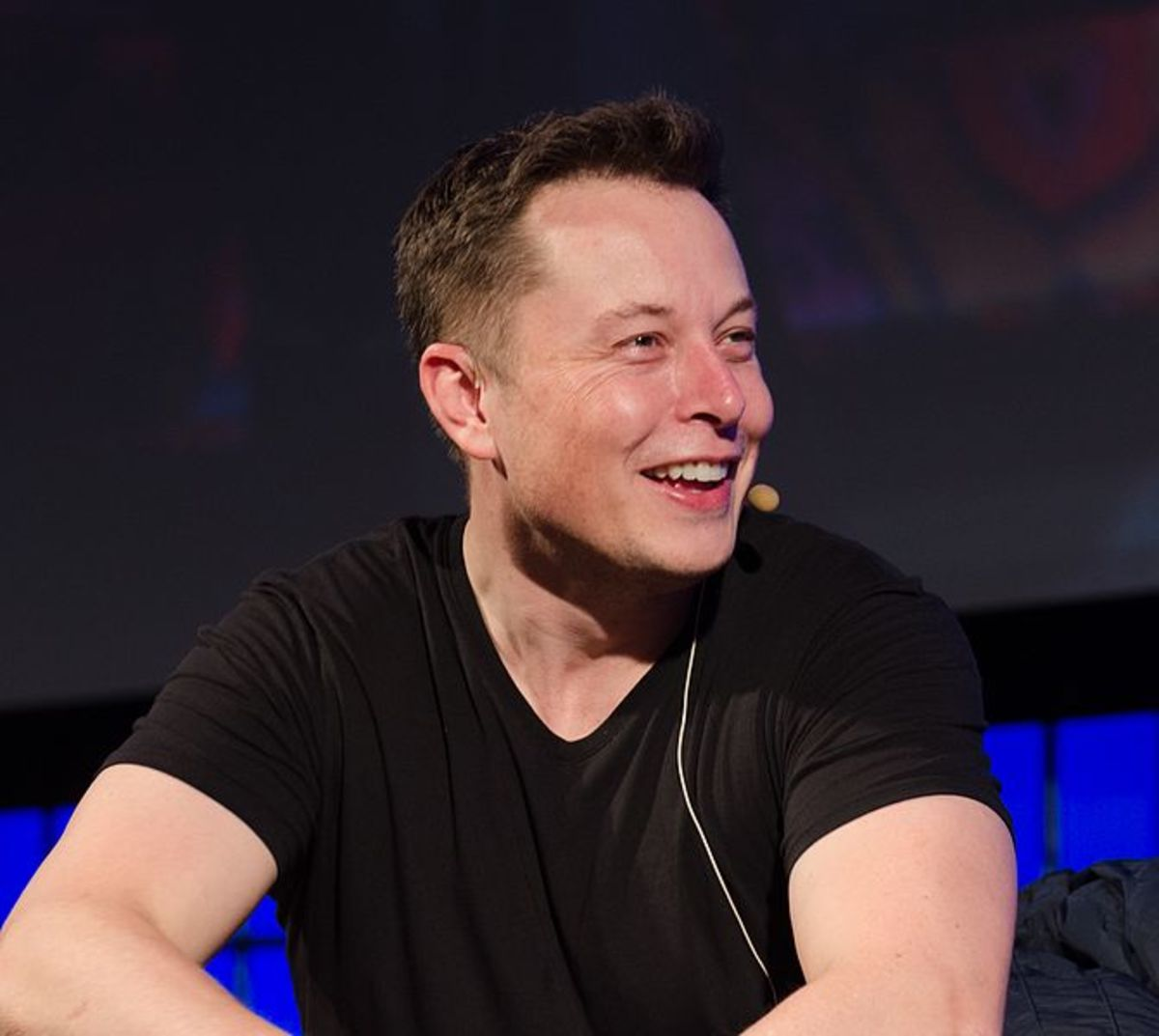 By Heisenberg Media (Flickr: Elon Musk - The Summit 2013) [CC BY 2.0], via Wikimedia Commons