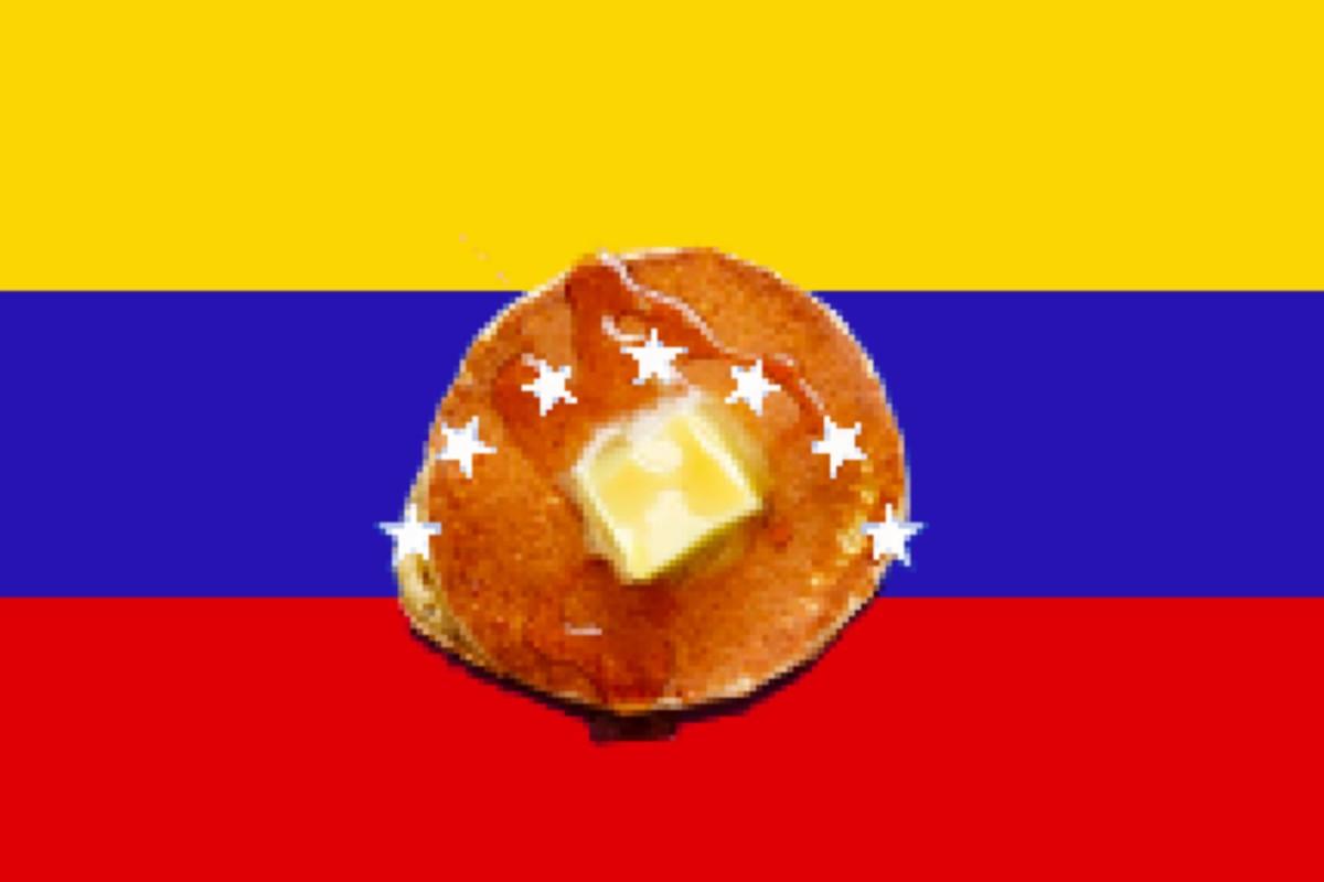 VenezuelaPancake