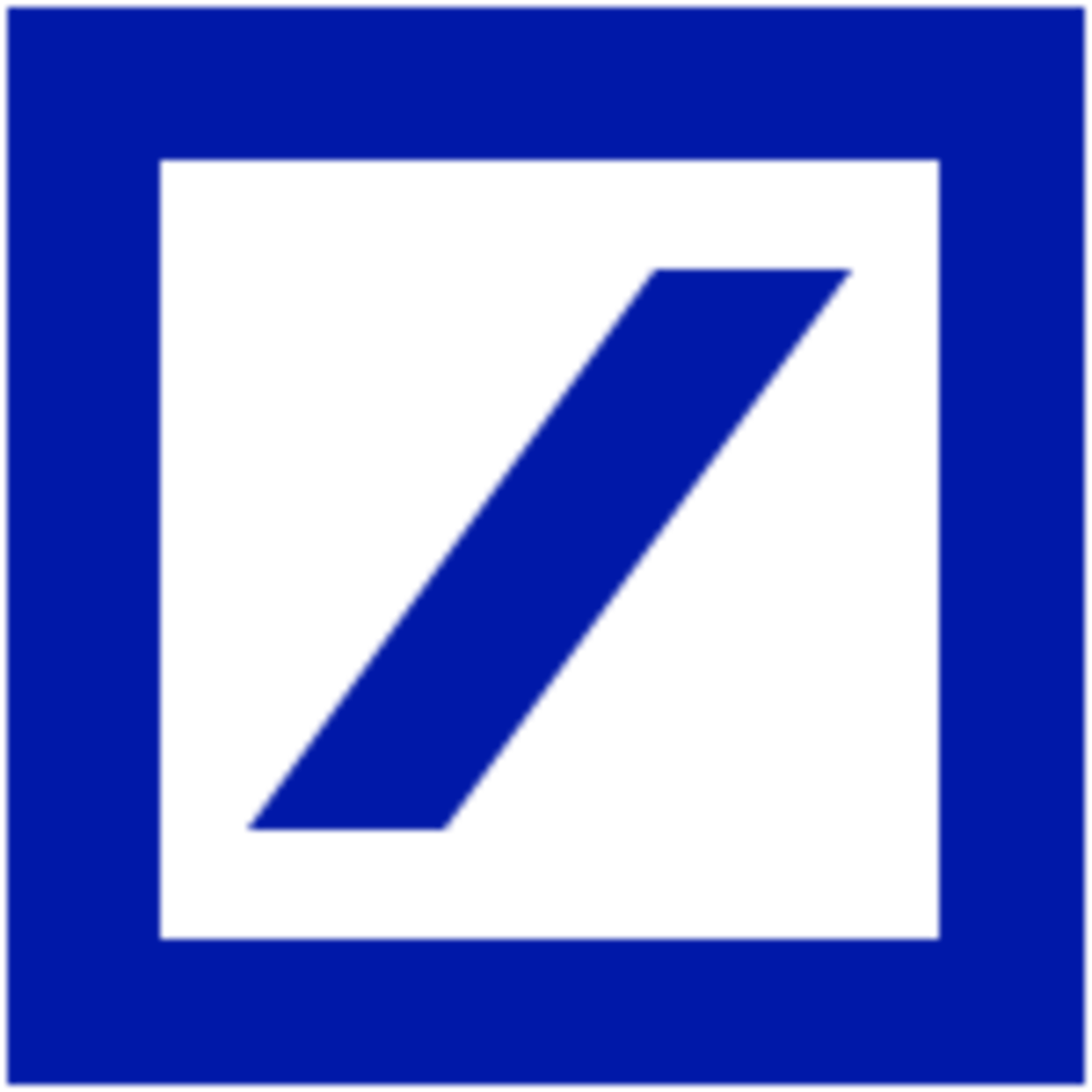 By Deutsche Bank AG (GIF format logo) [Public domain], via Wikimedia Commons