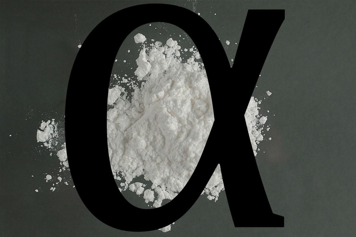 Cocaine-alpha