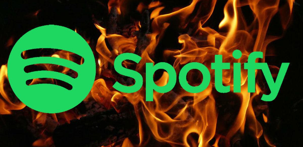 spotify-fire