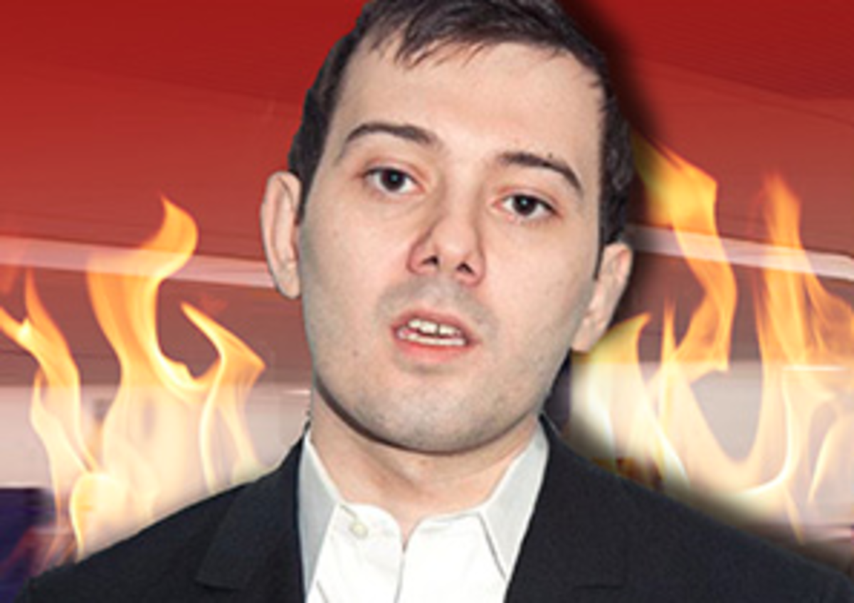 "Martin Shkreli Wants To Keep ""Not"" Defrauding New Jersey Contractor A Little Longer"
